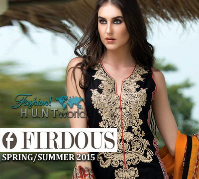 Firdous Spring Collection 2015-2016