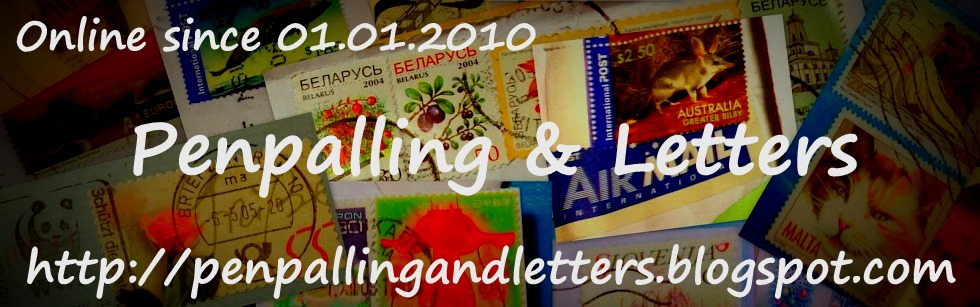Penpalling and Letters