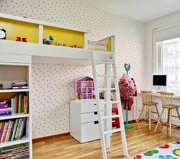 Decotips camas en altura soluciones para espacios reducidos virlova style - Ideas camas para espacios reducidos ...