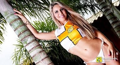 Fotos Valéria Castro - Musa do Brasiliense 5