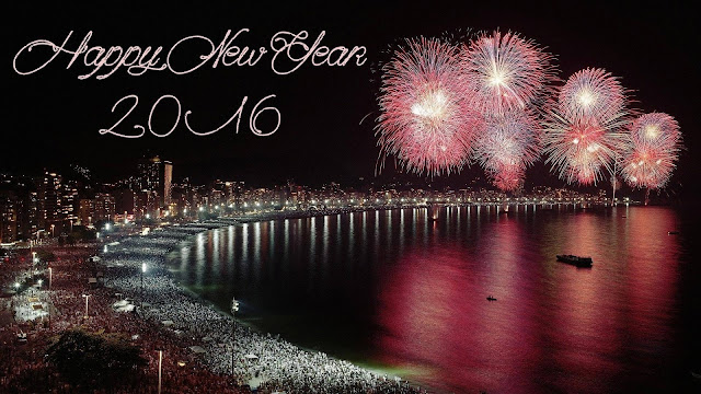 wallpaper selamat tahun baru 2016