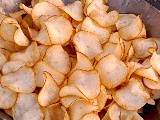 Liberian bong fries