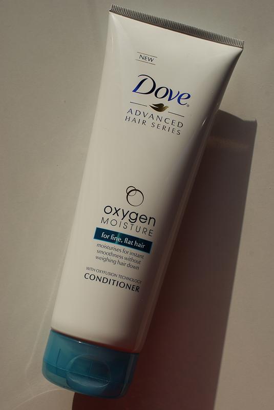 Odżywka Dove Oxygen Moisture