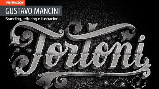 Branding, lettering e ilustración de GUSTAVO MANCINI