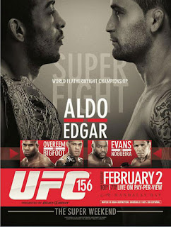 Download   UFC 156: Aldo vs. Edgar Pesagem   HDTV