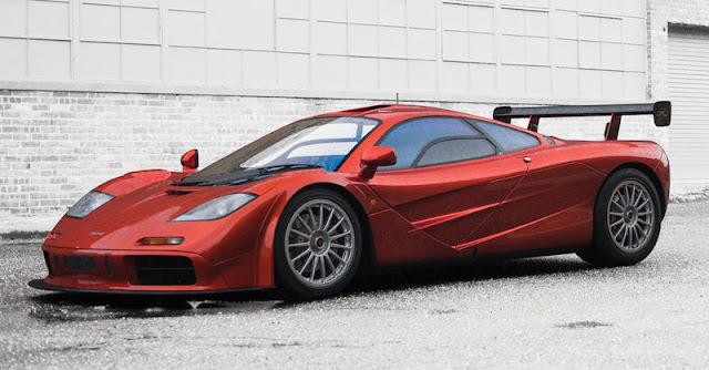 スーパーカーコレクター マクラーレンF1