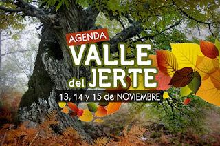 Continúa la OTOÑADA 2015 del Valle del Jerte.
