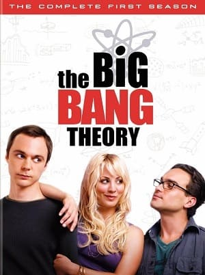 The Big Bang Theory - 1ª Temporada Séries Torrent Download completo