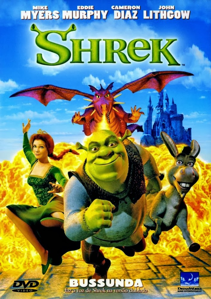 Shrek – Dublado (2001)