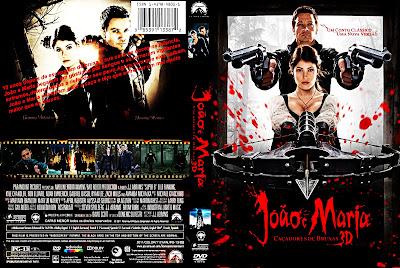 João e Maria - Caçadores de Bruxas (Hansel & Gretel: Witch Hunters) Torrent - Dublado (2013)