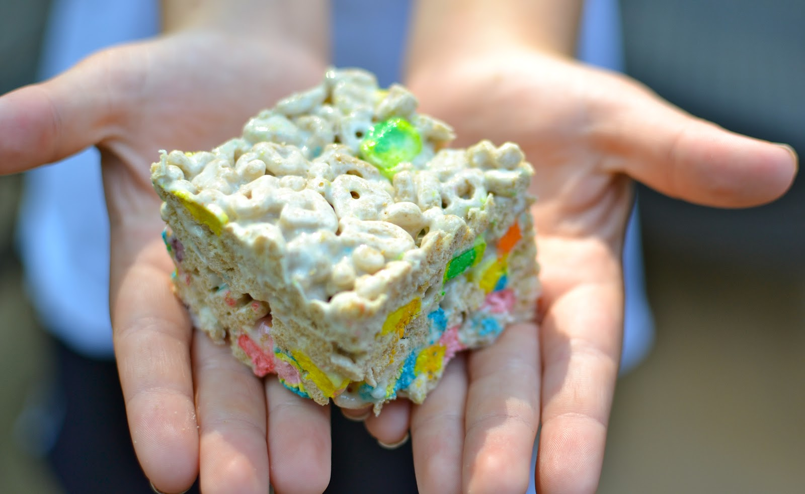 Southern Soul: Marshmallow Krispy Treats Used for Bribery!