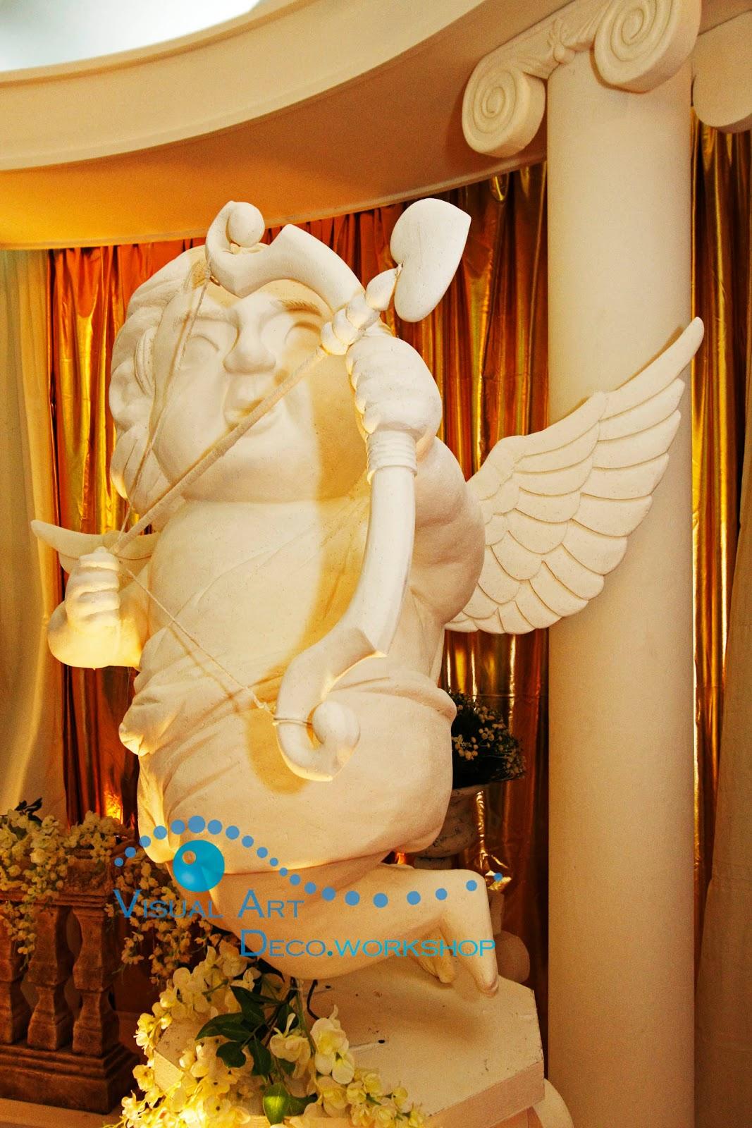 Visual Art Penang Wedding Party And Event Decoration Roman Empire Theme Wedding
