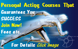 We Train You To Be A Good Actor | MONEY BACK GUARANTEE