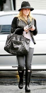 Hilary-Duff-botas-de-agua-katiuskas