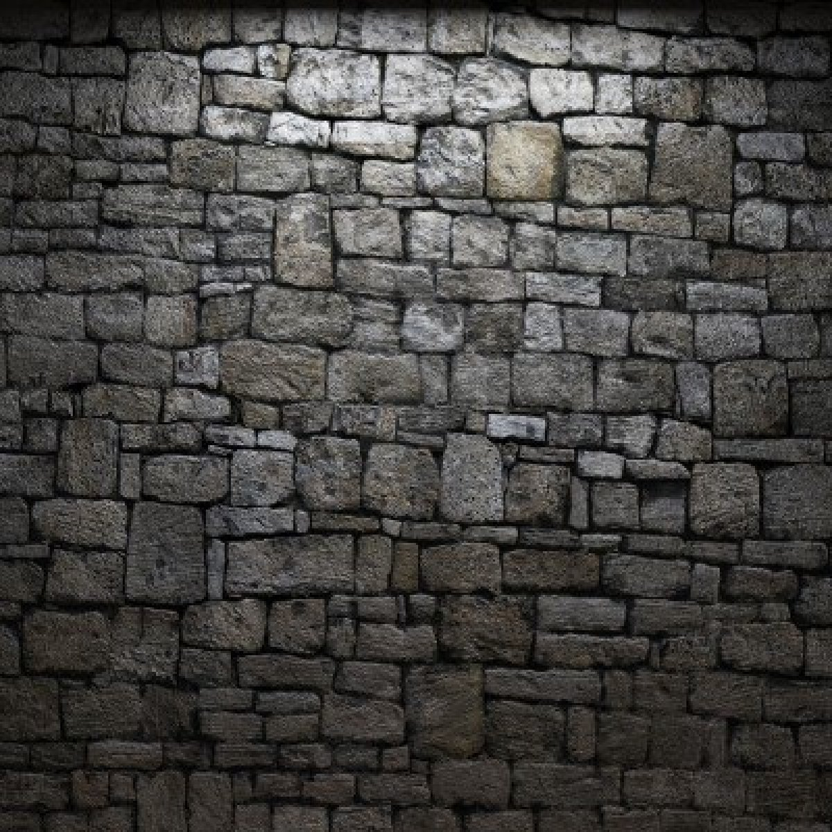 A Stone Wall What Horrors Lie Beyond