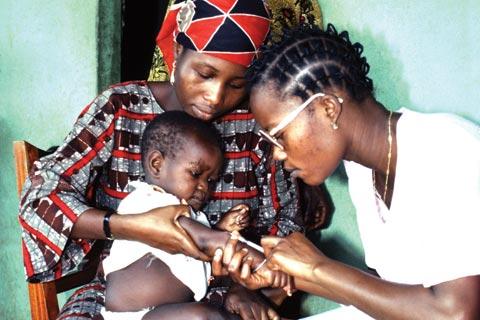 Santé des enfants et des plus déminus