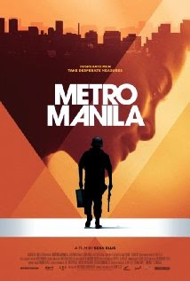 Metro Manila (2013) - Movie Review