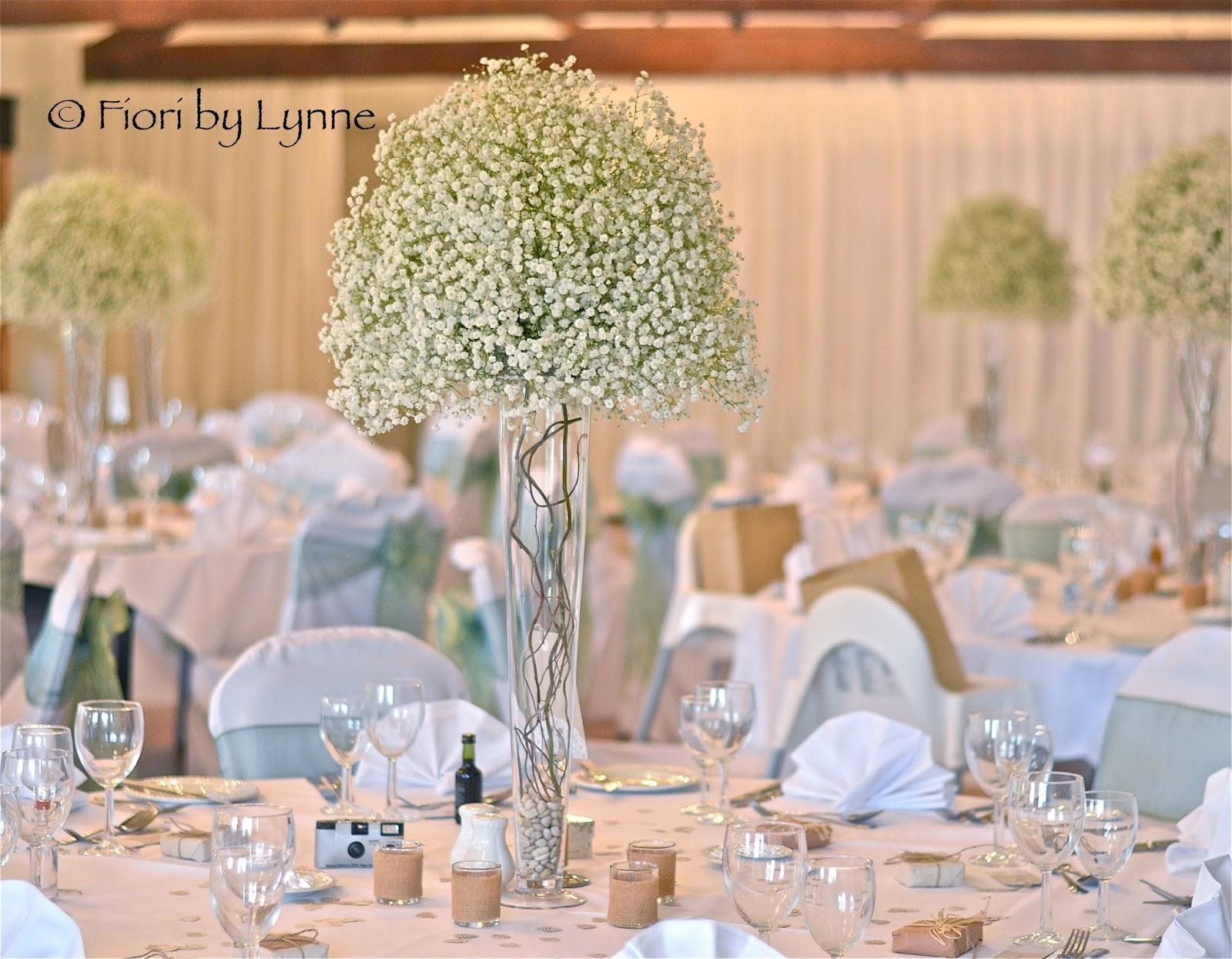 Wedding Flowers Blog Jenna 39 S Rustic Gypsophila East Horton Golf