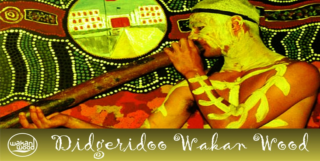 Wakan Wood Didgeridoo
