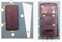 Google Nexus 5 internals