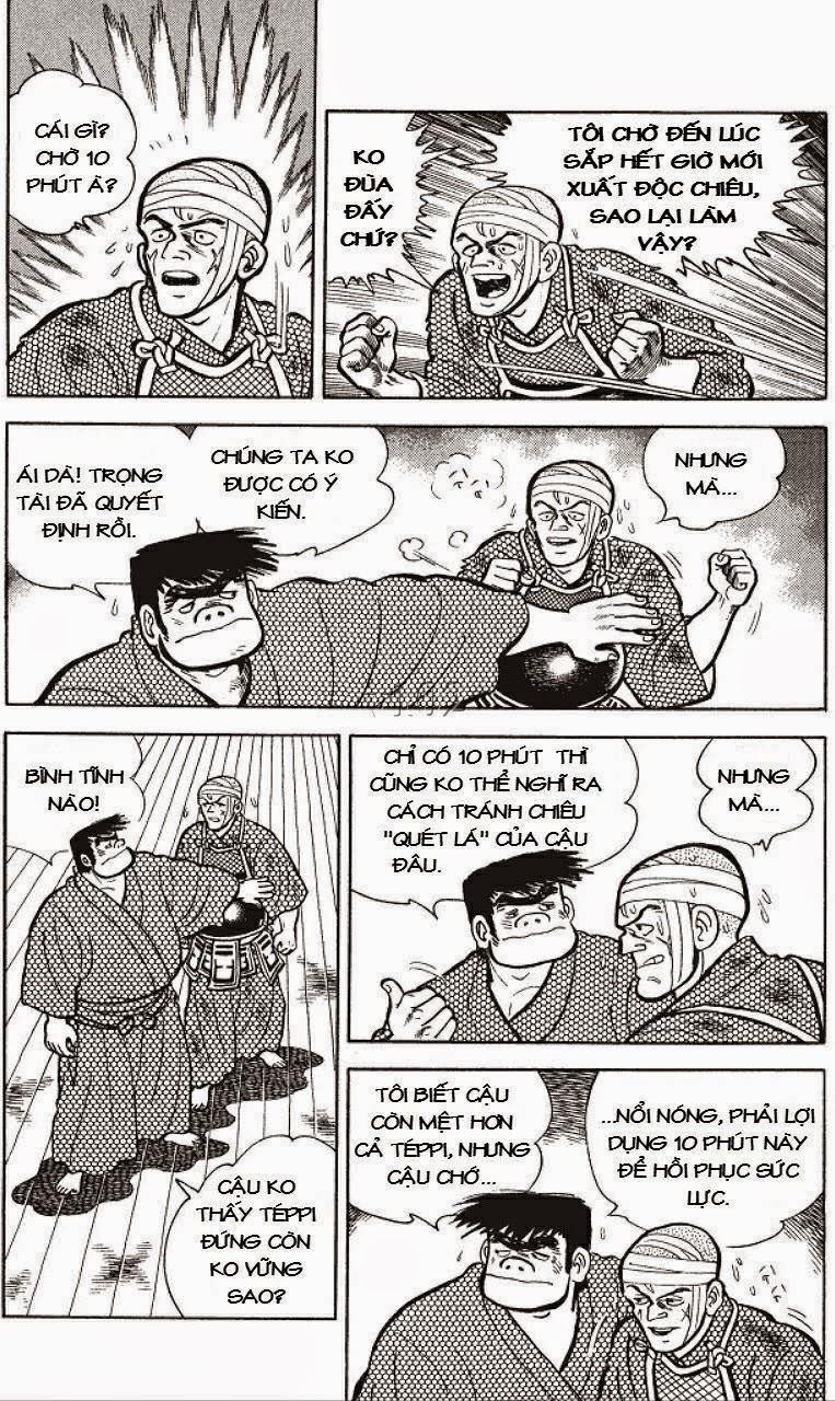 Siêu quậy Teppi chap 130 - Trang 41