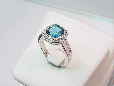 6 Something blue...!