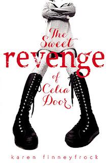Cover art of The Sweet Revenge of Ceia Door by Karen Finneyfrock