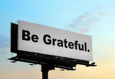 How to be positive attitude through gratitude