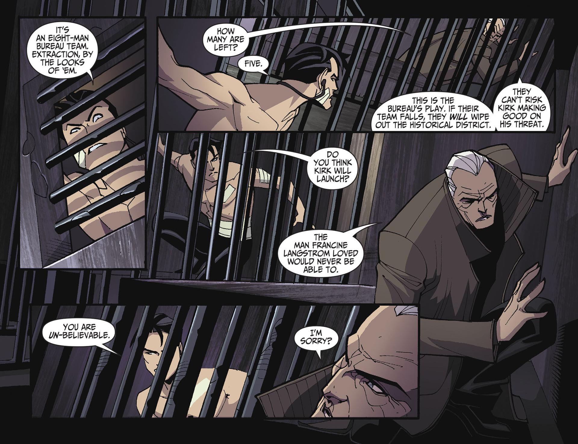Batman Beyond 2.0 #14 #27 - English 7