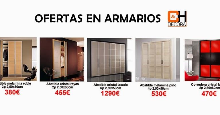 Ch decora puertas cocinas y armarios en madrid ofertas for Ofertas armarios