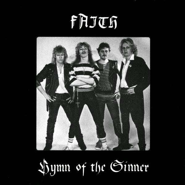Faith (Swe) - Hymn of the Sinner (1986)