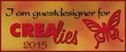 Guestdesigner Oktober 2015