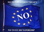 No  al Trattato di Lisbona