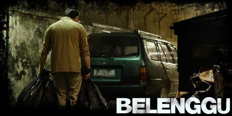 belenggu thriller indonesia