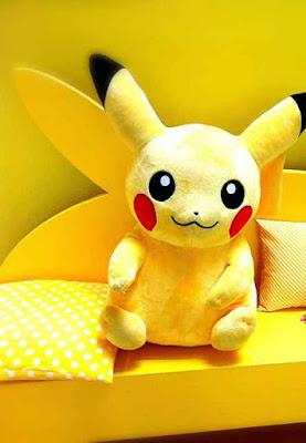 Pikachu Yokohama Minatomirai Japan