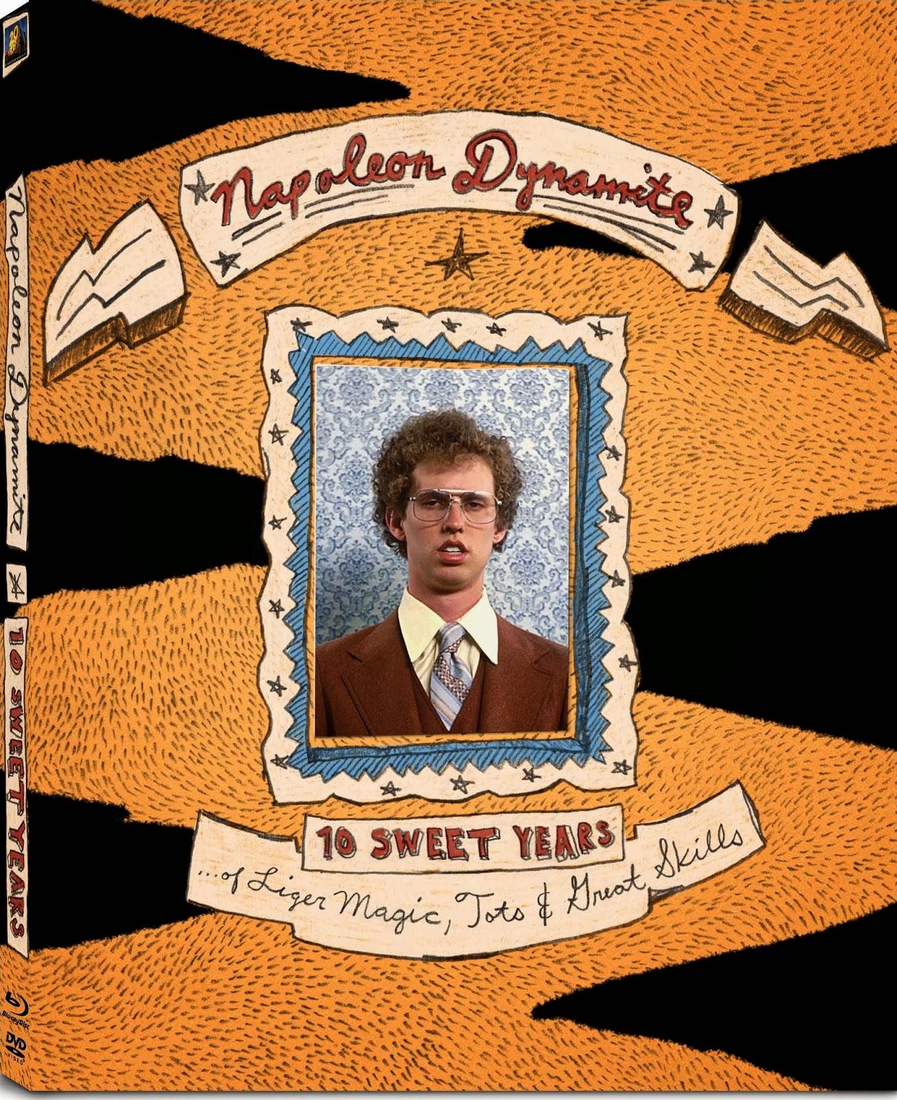 Napoleon Dynamite 10th anniversary Blu-ray