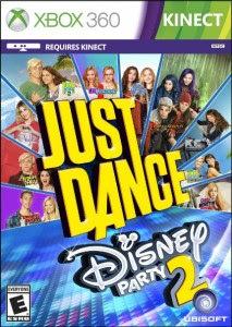 Download Just Dance Disney Party 2 Torrent XBOX 360 2015