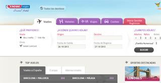 Eroski agencia de viajes online