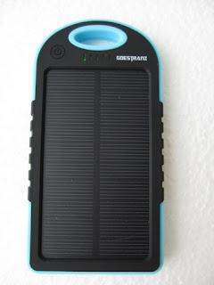 Goestranz Solar PowerBank 5.000 mAh