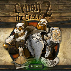 Crush the Castle 2 (Projectile Based Logical Thinking Game)