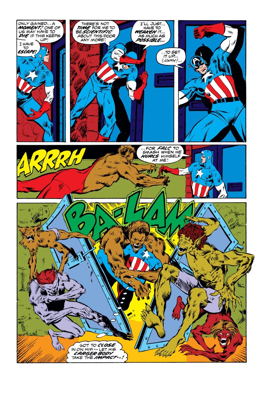 Captain America (1968) Issue #164 #78 - English 14