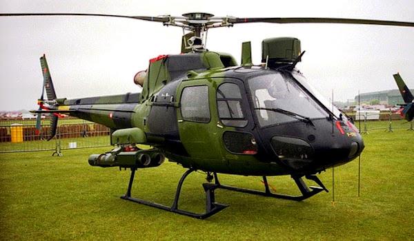 Helikopter Serang Ecureuil/Fennec. PROKIMAL ONLINE Kotabumi Lampung Utara