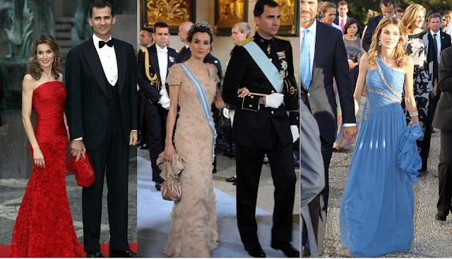 Letizia bodas reales