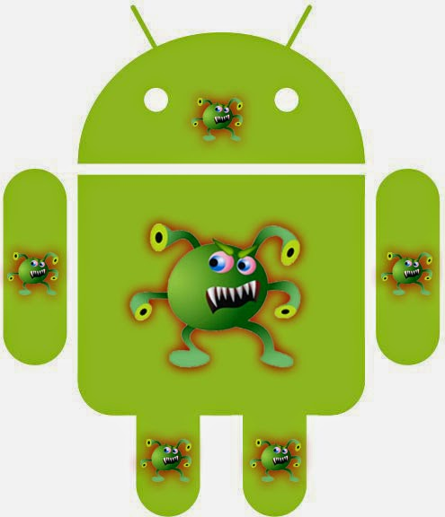 Virus Malware Android