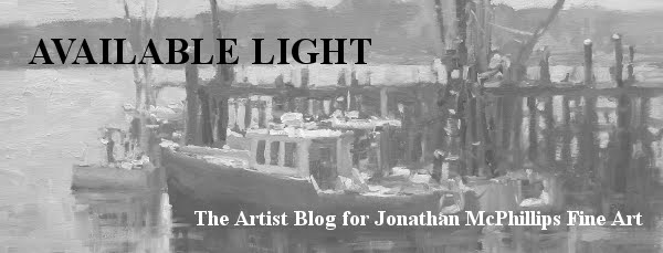 AVAILABLE LIGHT - The Jonathan McPhillips Fine Art Blog