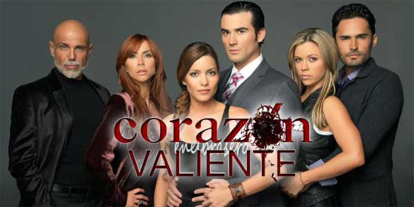 Corazón Valiente Hoy Viernes 27 de Julio del 2012 HD