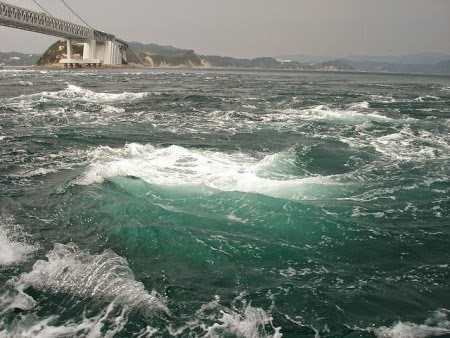 Pusaran Air Paling Terkenal Di Dunia