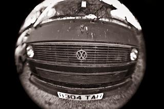 VW type 25 photograph