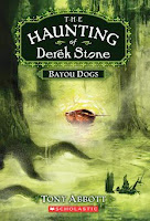 bookcover of BAYOU DOGS by Tony Abbott