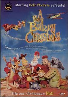 La Gran Navidad de Barry